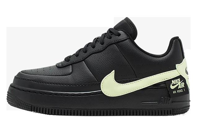 Nike Air Force 1 Jester XX Black Volt CN0139-001