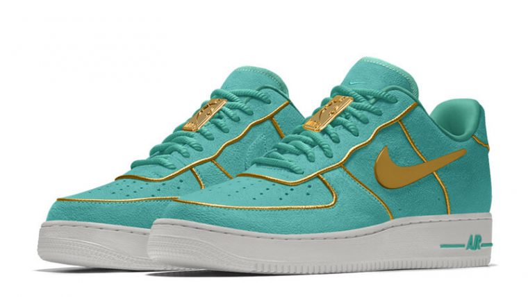 Nike Air Force 1 Low NBA By You