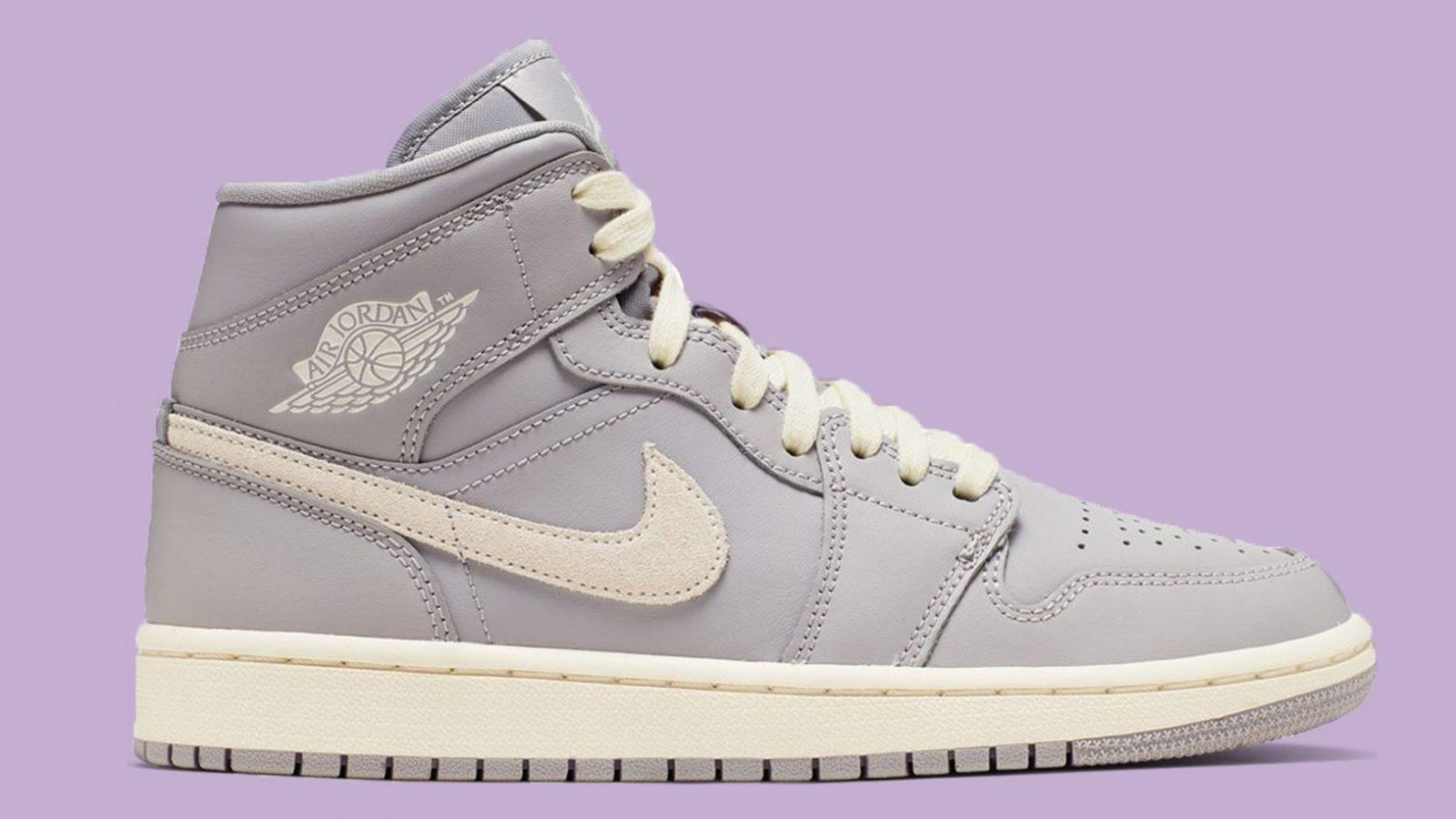 We're In Love With This Nike Air Jordan 1 'Atmosphere Grey