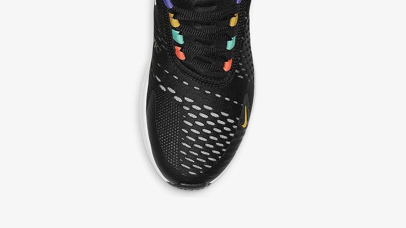 Nike Air Max 270 Black Multi AH6789-023 middle