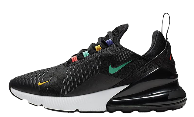 Nike Air Max 270 Black Multi AH6789-023