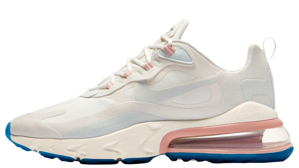 Nike Air Max 270 React White Pink