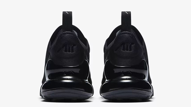 Nike Air Max 270 Triple Black AH6789-006 back