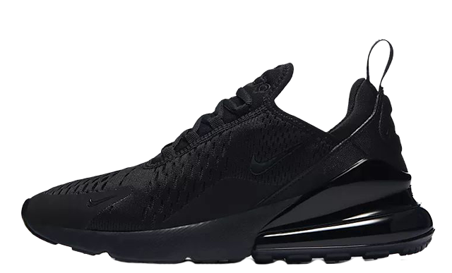 Nike Air Max 270 Triple Black AH6789-006