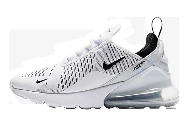 hot sale online 99cf1 49d13 Nike Air Max 270 White Black   AH6789-100