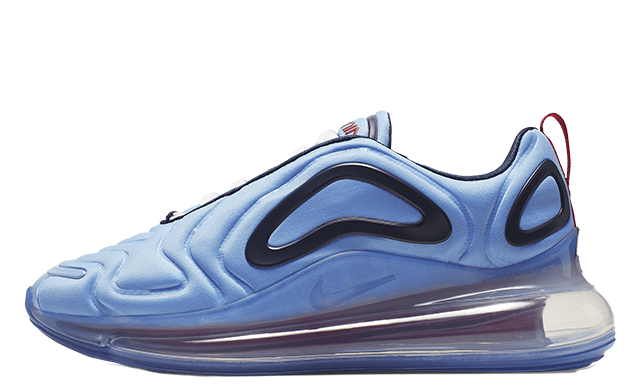 Nike Air Max 720 Blue Void Womens AR9293-401