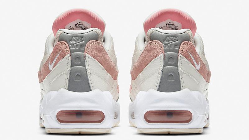 Nike Air Max 95 Bleached Coral 307960-116 back