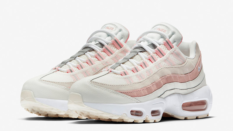 Nike Air Max 95 Bleached Coral 307960-116 front