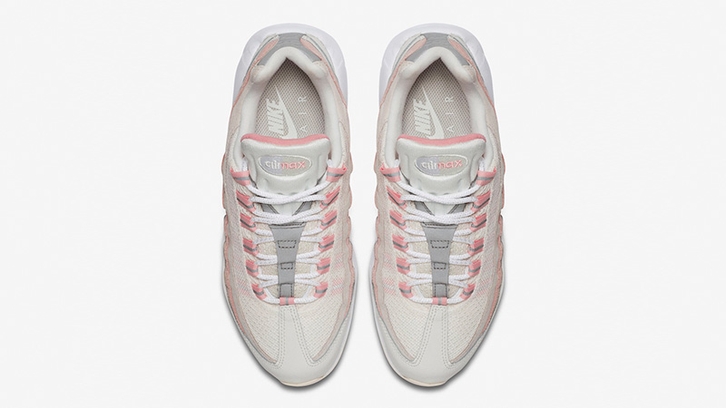 Nike Air Max 95 Bleached Coral 307960-116 middle