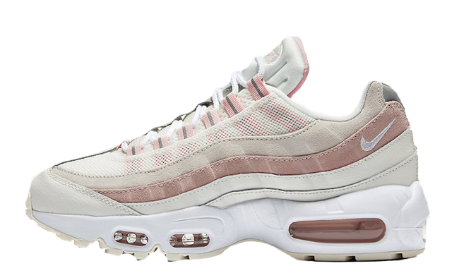separation shoes f5b5a 05034 Nike Air Max 95 Bleached Coral   307960-116