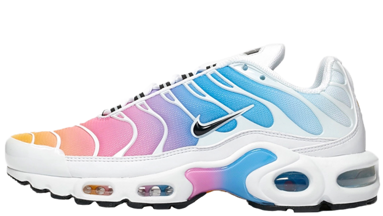 separation shoes 55242 acb95 Nike Air Max Plus Blue Pink | 605112-115