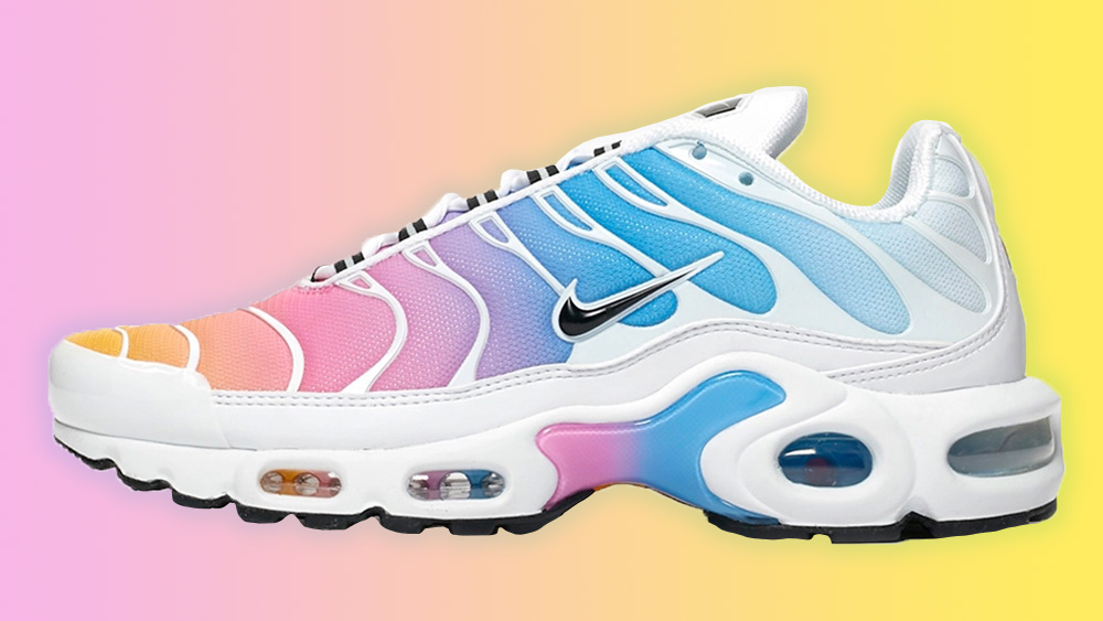 Nike's TN Air Max Plus Gets Coloured In
