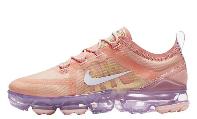 promo code f8d19 7adf8 Nike Air VaporMax 2019 Pink Purple | AR6632-603