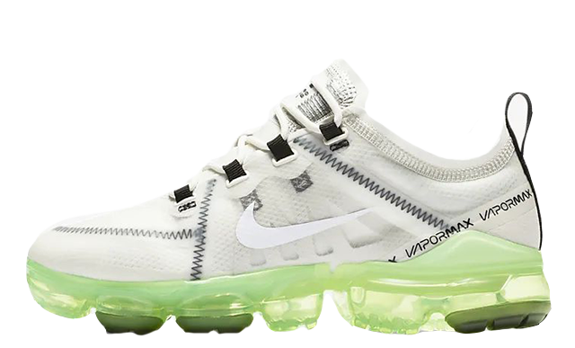 Nike Air VaporMax 2019 White Volt AR6632-104