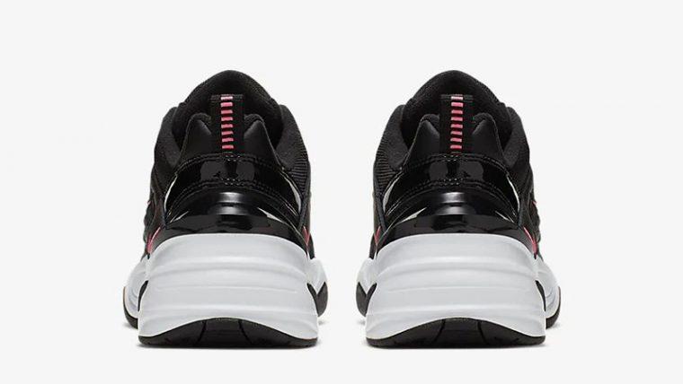Nike M2K Tekno Black White CN0145-001 back thumbnail image