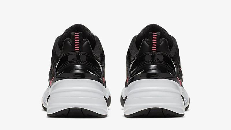 Nike M2K Tekno Black White CN0145-001 back