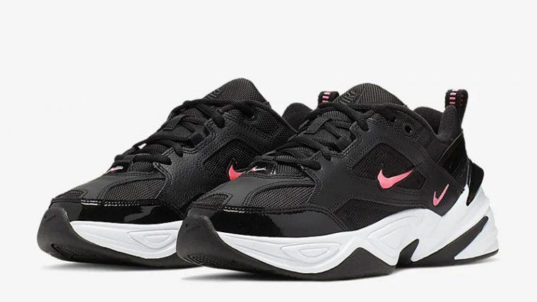 Nike M2K Tekno Black White CN0145-001 front thumbnail image