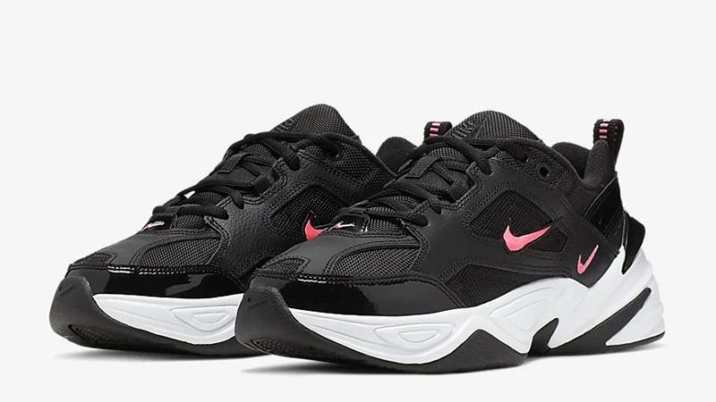 Nike M2K Tekno Black White CN0145-001 front