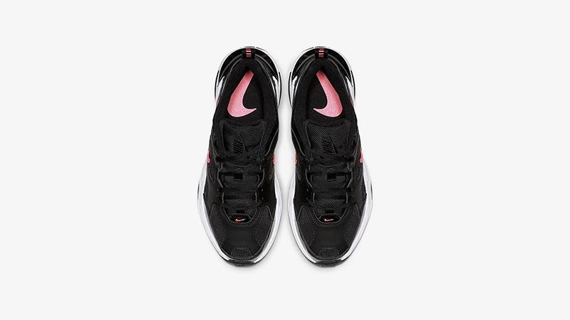 Nike M2K Tekno Black White CN0145-001 middle