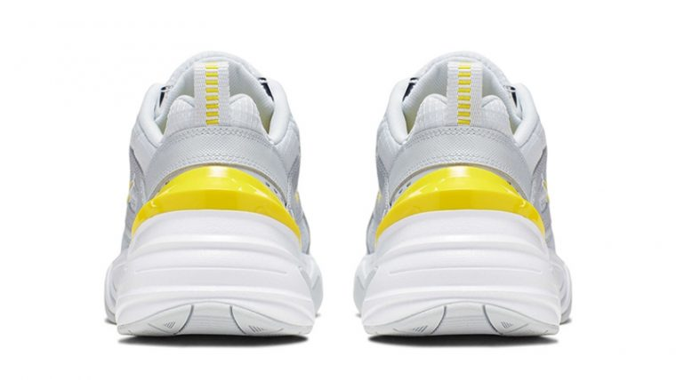 Nike M2K Tekno Dynamic Yellow back thumbnail image