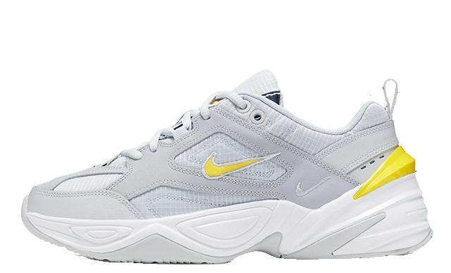 Nike M2K Tekno Dynamic Yellow