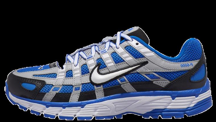 Nike P-6000 Blue   CD6404-400