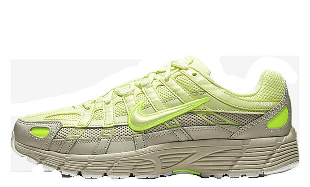 Nike P-6000 Green Grey BV1021 301
