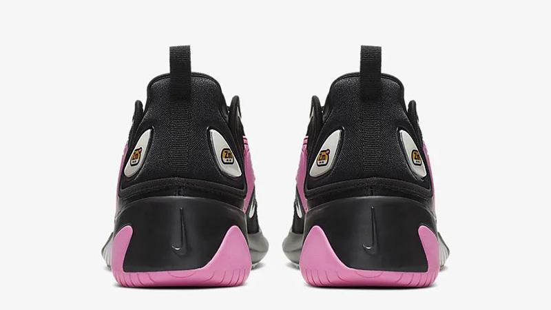 Nike Zoom 2K Black China Rose AO0354-003 back