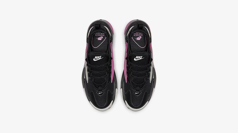Nike Zoom 2K Black China Rose AO0354-003 middle