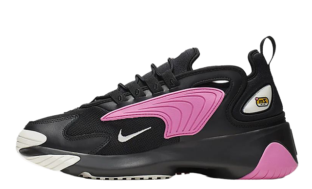 Nike Zoom 2K Black China Rose AO0354-003