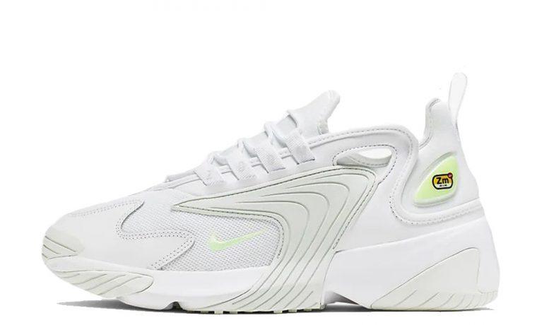Nike Zoom 2K White Ghose Aqua AO0354-104