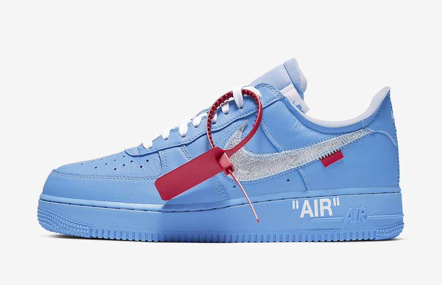 Here Are The Official Photos Of The Off White X Nike Air