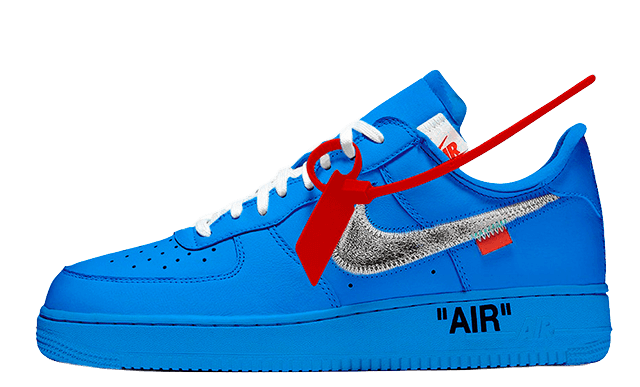Inevitable Soltero galope  Off-White x Nike Air Force 1 MCA | Where To Buy | CI1173-400 | The Sole  Womens