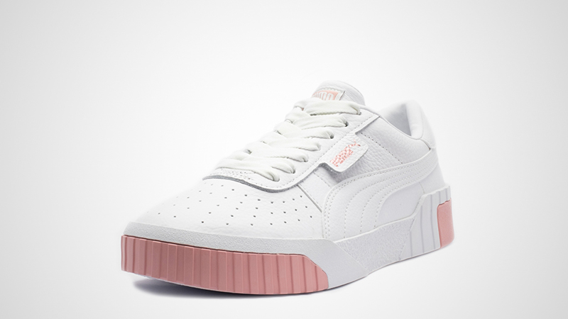 hot-selling discount cheapest modern style PUMA Cali White Pink | 369155-07