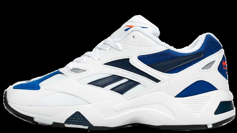 Reebok Aztrek 96 White Blue | DV6756