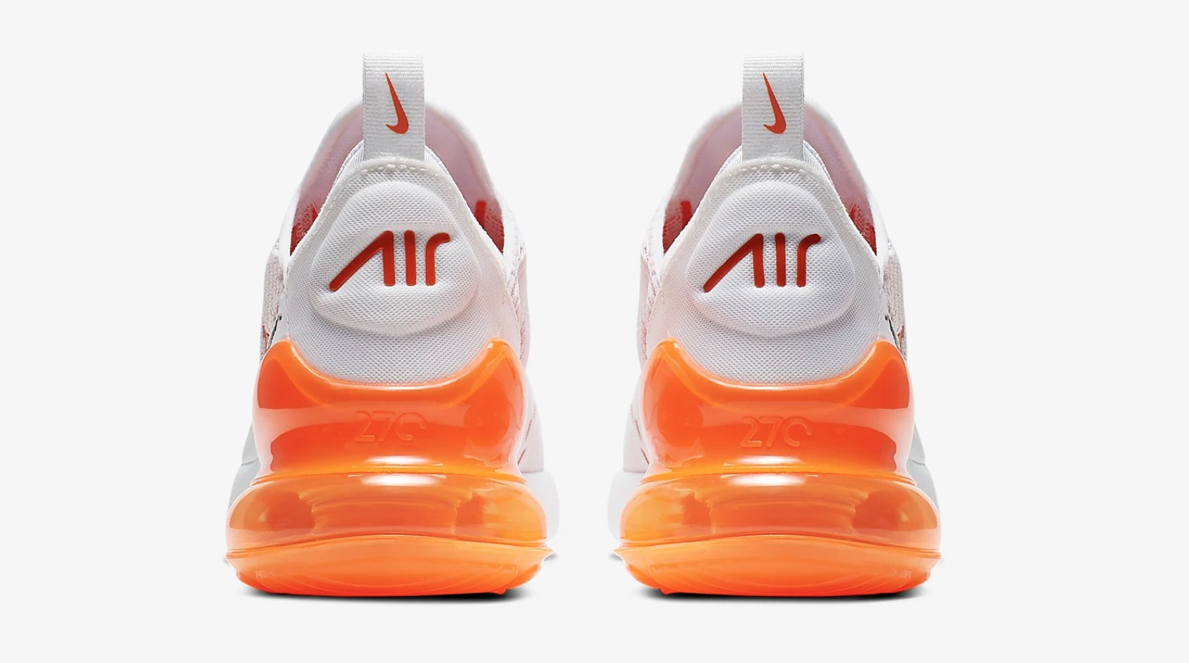 Step Out In Nike's Air Max 270 'Safety Orange' | Style
