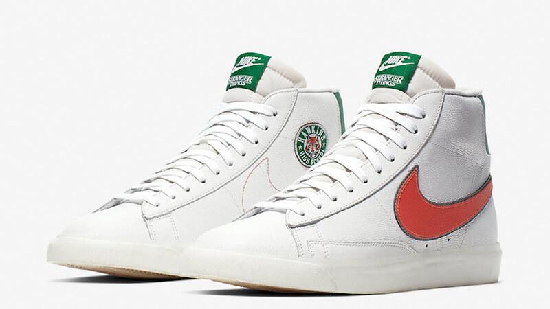 sports shoes 4622d d4d02 Stranger Things x Nike Blazer Mid Hawkins High | CJ6101-100