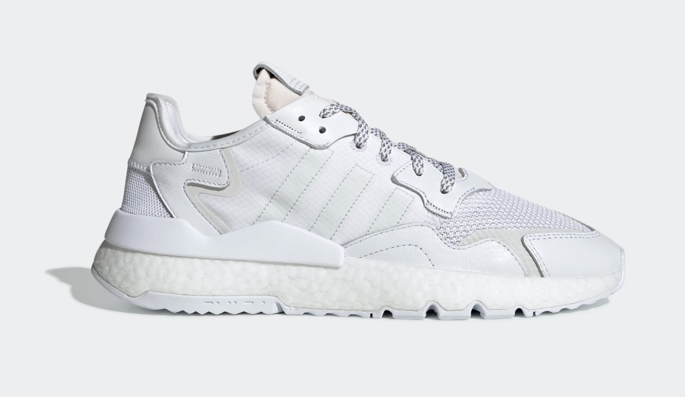 The 10 White adidas Sneakers You Can't Miss