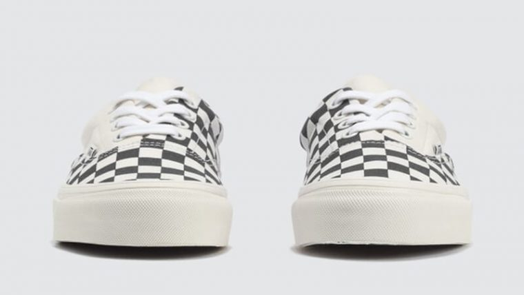 Vans Era Craft White Check back thumbnail image