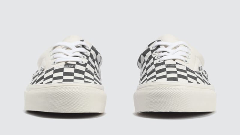 Vans Era Craft White Check back