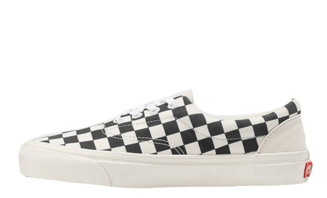 Vans Era Craft White Check
