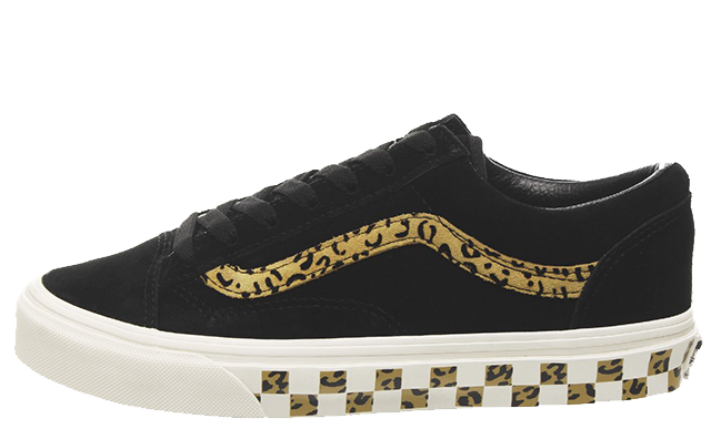 Vans Style 36 Trainers Black Taffy