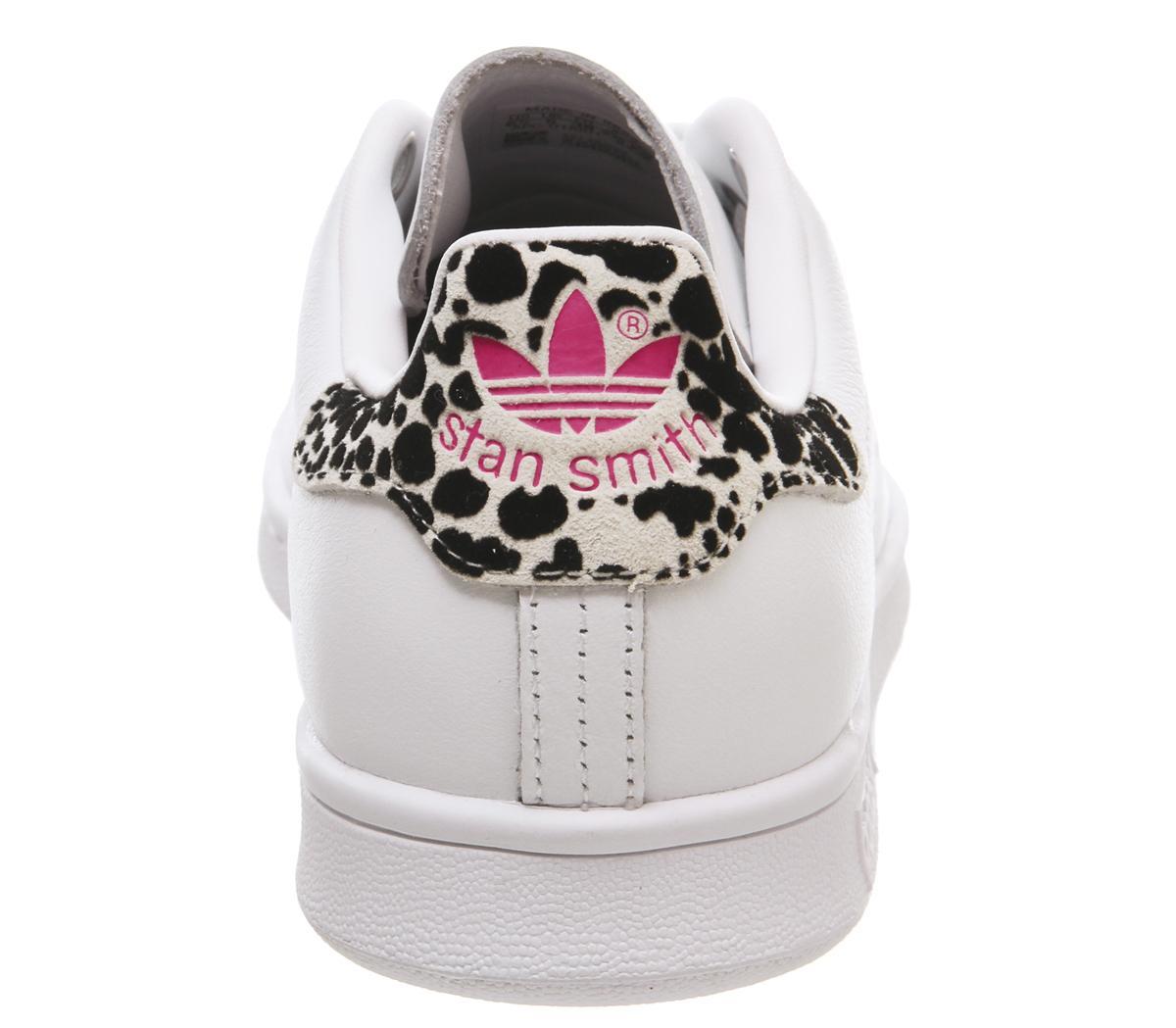 acheter populaire 1518e d80ec adidas Stan Smith Animal Print Pink