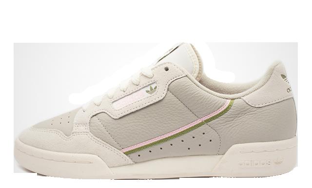 adidas Continental 80 Beige Pink EE5558