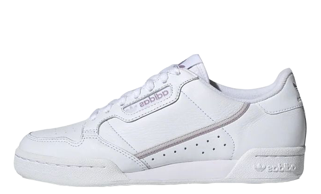 adidas Continental 80 White Purple EG8136