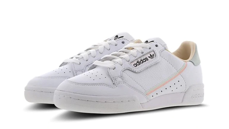 adidas Continental 80 White Women EF3643 front