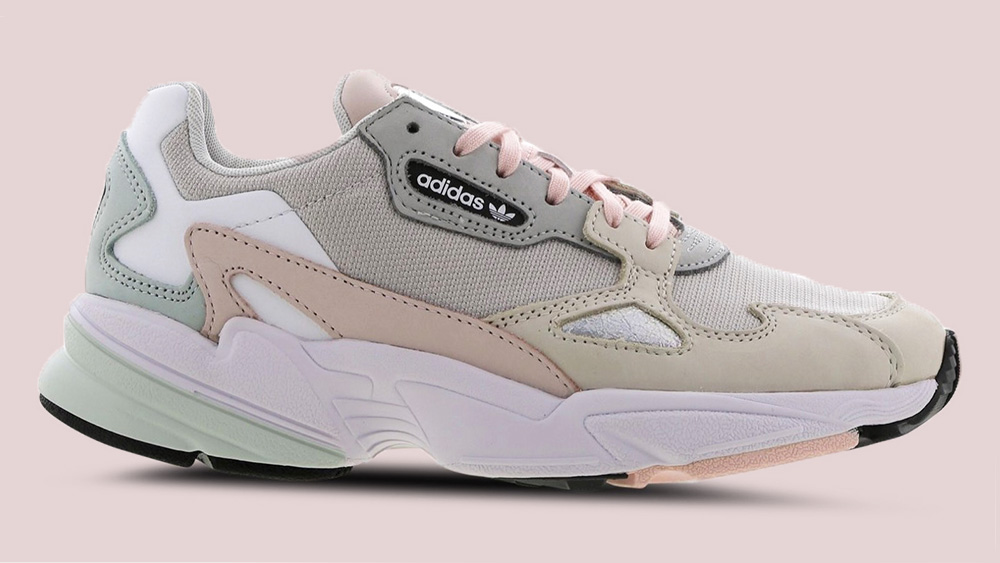 adidas' Falcon Gets A New Pastel Look