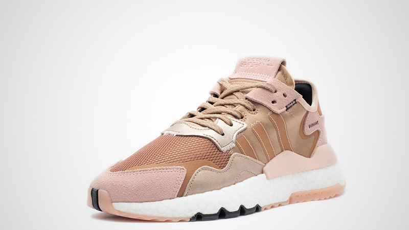 adidas rose gold front
