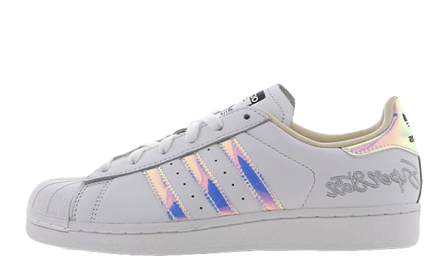 adidas Superstar Grey White Womens