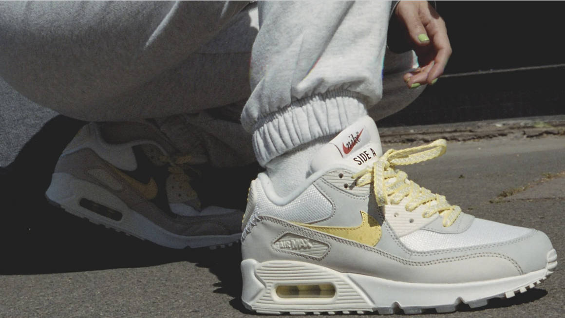 A Closer Look At The Upcoming Nike Air Max 90 Mix Tape 'Side A ...